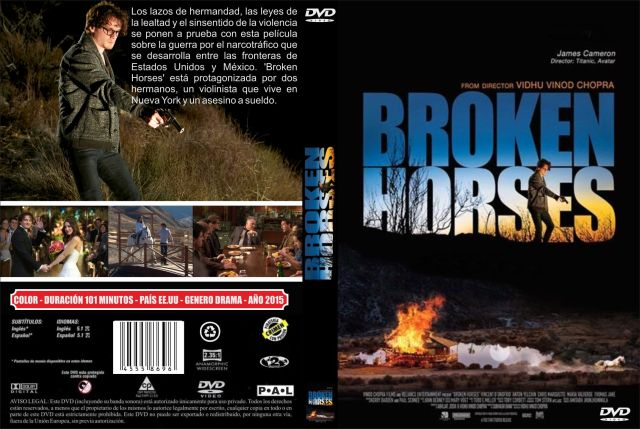 Broken Horses Custom Por Jonander1 - dvd