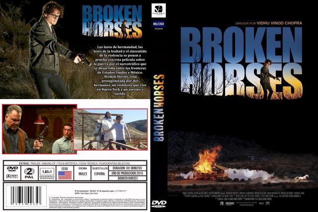 Broken Horses Custom V2 Por Albertolancha - dvd