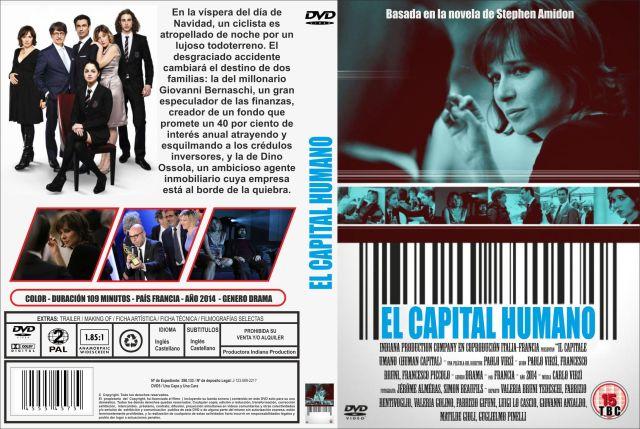 El Capital Humano Custom Por Jonander1 - dvd