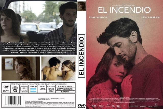 El Incendio 2015 Custom Por Albertolancha - dvd