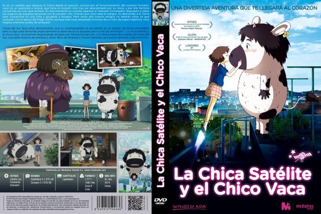 La Chica Satelite Y El Chico Vaca Custom Por Mackintosh - dvd