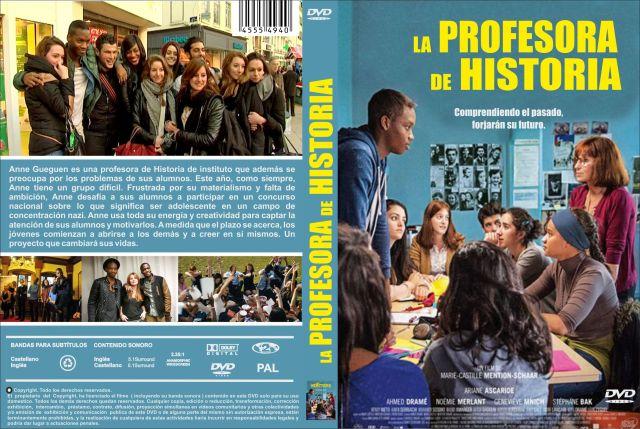 La Profesora De Historia Custom Por Jonander1 - dvd
