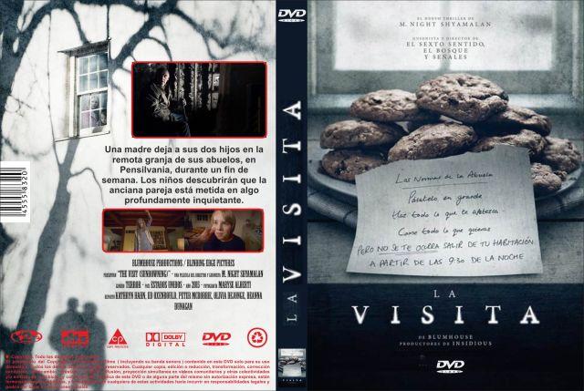 La Visita Custom Por Jonander1 - dvd(1)