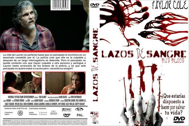 Lazos De Sangre 2014 Custom Por Jonander1 - dvd