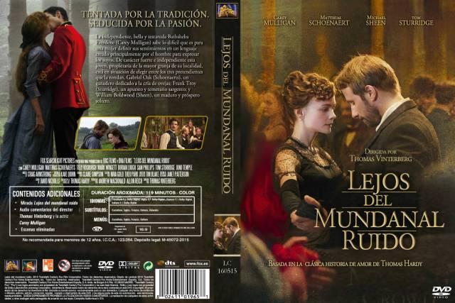 Lejos Del Mundanal Ruido 2015 Custom Por Lolocapri - dvd