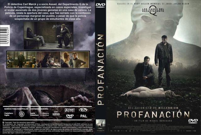 Profanacion 2014 Custom Por Jonander1 - dvd