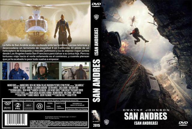 San Andres Custom Por Jonander1 - dvd