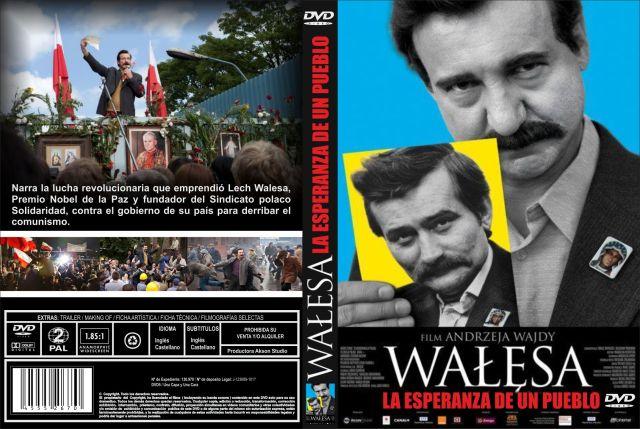 Walesa La Esperanza De Un Pueblo Custom Por Jonander1 - dvd