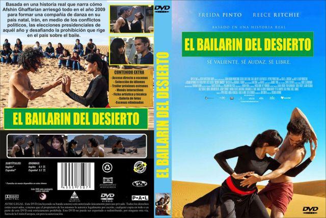 El Bailarin Del Desierto Custom Por Jonander1 - dvd