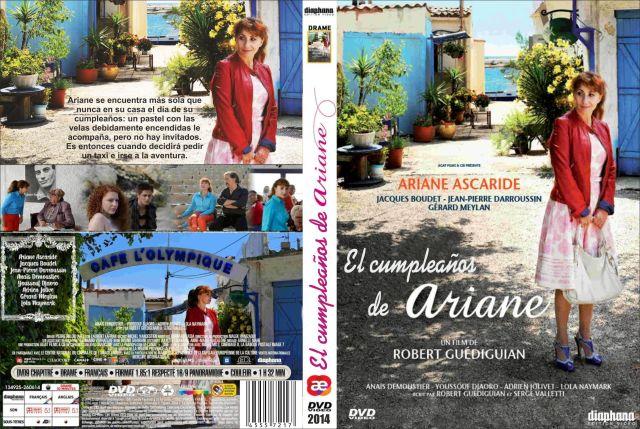 El Cumpleanos De Ariane Custom Por Jonander1 - dvd