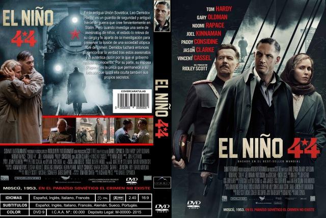 El Nino 44 Custom Por Chechelin - dvd
