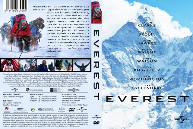 Everest 2015 Custom Por Darioarg - dvd