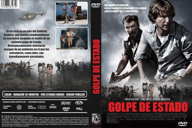 Golpe De Estado Custom Por Jonander1 - dvd