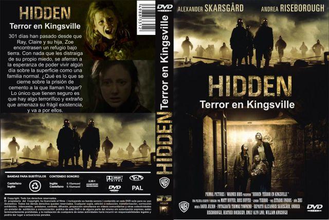 Hidden Terror En Kingsville Custom Por Jonander1 - dvd