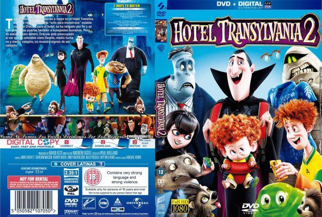 Hotel Transylvania  2 -CoveRdvdGratis.Com V3