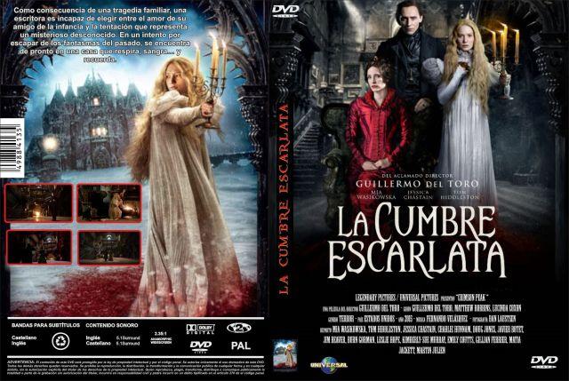 La Cumbre Escarlata Custom V2 Por Jonander1 - dvd