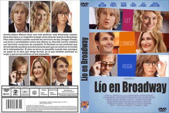Lio En Broadway Custom Por Jonander1 - dvd