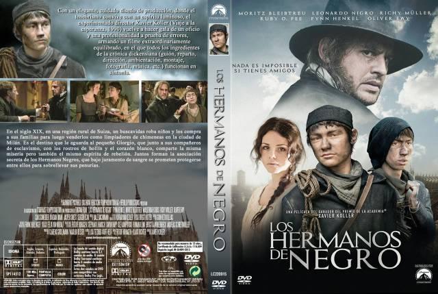 Los Hermanos De Negro Custom Por Lolocapri - dvd