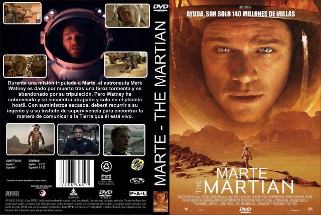 Marte Custom Por Jonander1 - dvd