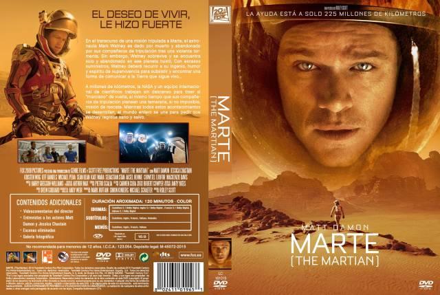 Marte Custom V2 Por Lolocapri - dvd