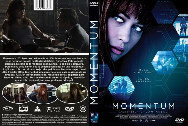 Momentum 2015 Custom Por Jonander1 - dvd