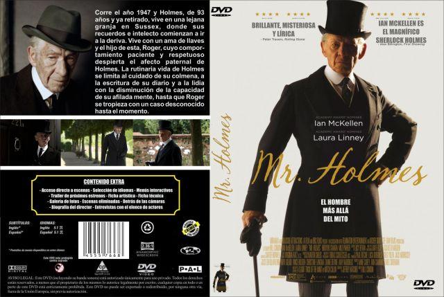 Mr Holmes Custom Por Jonander1 - dvd