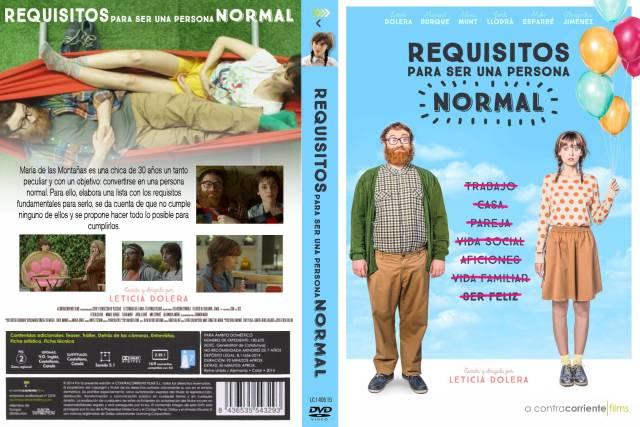 Requisitos Para Ser Una Persona Normal Custom Por Lolocapri - dvd