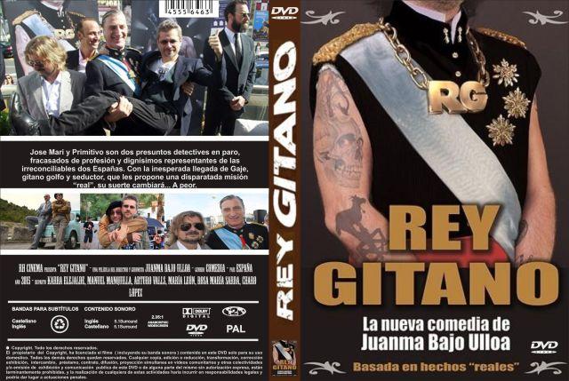 Rey Gitano Custom Por Jonander1 - dvd