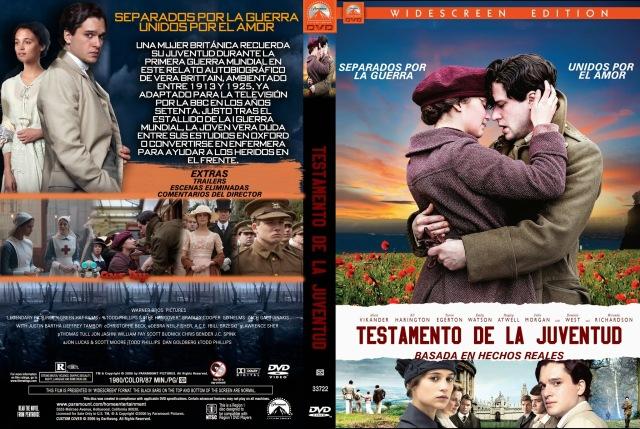 Testamento De La Juventud Custom Por Lisandroagarcia - dvd