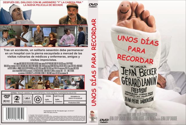 Unos Dias Para Recordar Custom Por Jonander1 - dvd