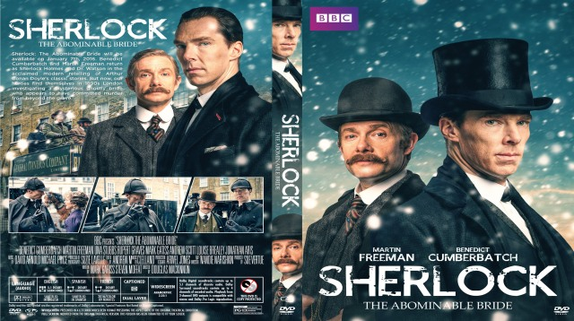 8851 - Sherlock Special The Abominable Bride (2016)