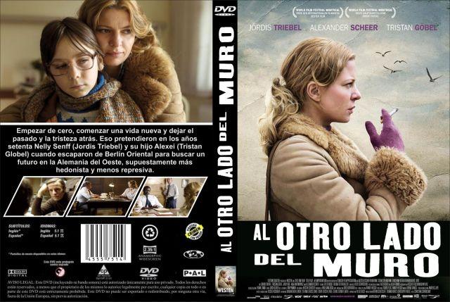 Al Otro Lado Del Muro 2013 Custom Por Jonander1 - dvd(1)