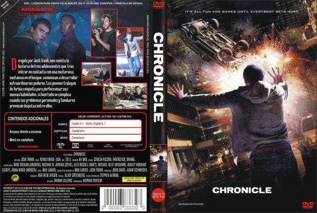 Chronicle Custom Por Mdlsur - dvd