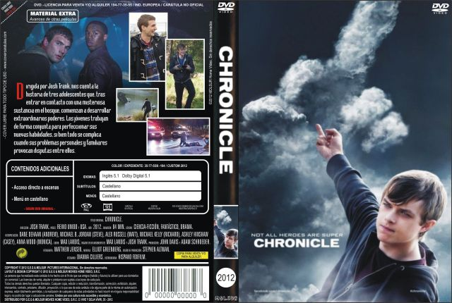 Chronicle Custom V2 Por Mdlsur - dvd
