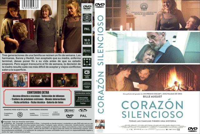 Corazon Silencioso Custom Por Jonander1 - dvd