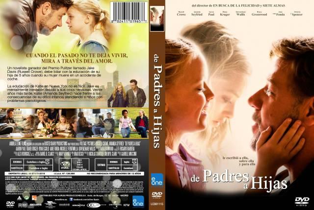 De Padres A Hijas Custom Por Lolocapri - dvd