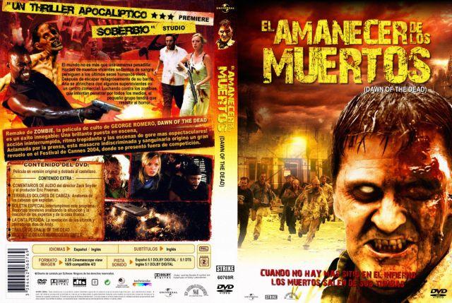 El Amanecer De Los Muertos Custom Por Shafiro - dvd
