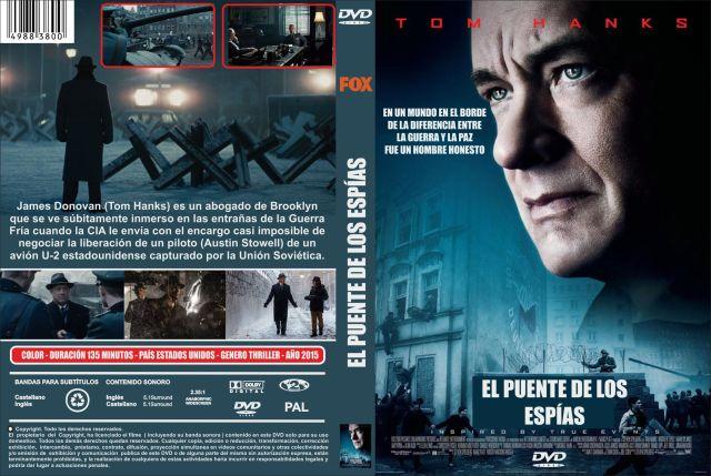 El Puente De Los Espias Custom Por Jonander1 - dvd