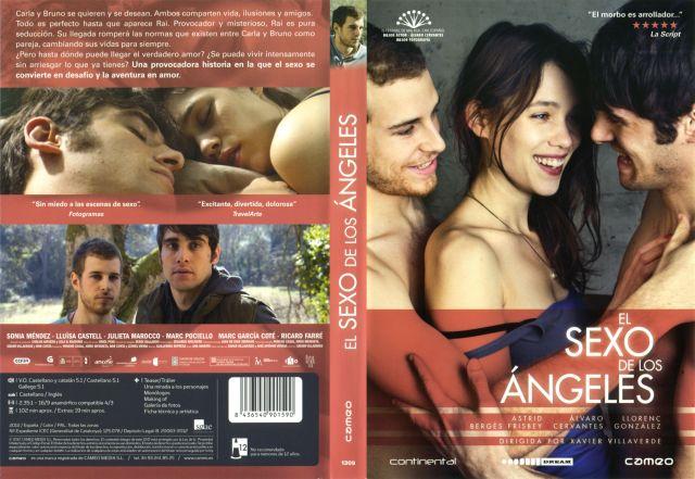 El Sexo De Los Angeles Por Pepe2205 - dvd(1)