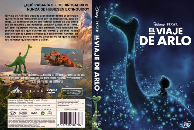 El Viaje De Arlo Custom V3 Por Franvilla - dvd