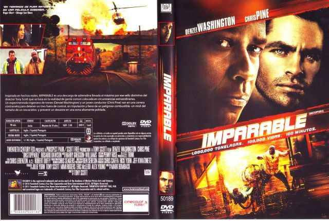 Imparable Region 4 Por Ncm - dvd