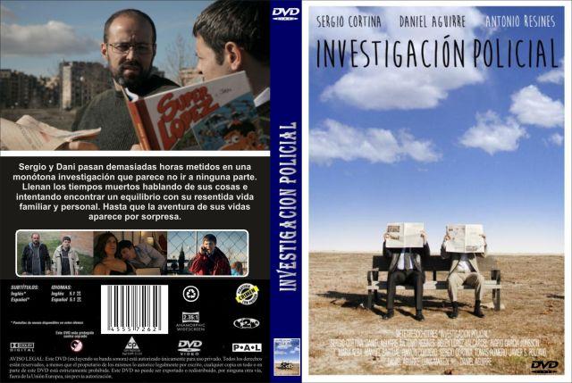 Investigacion Policial 2013 Custom Por Jonander1 - dvd