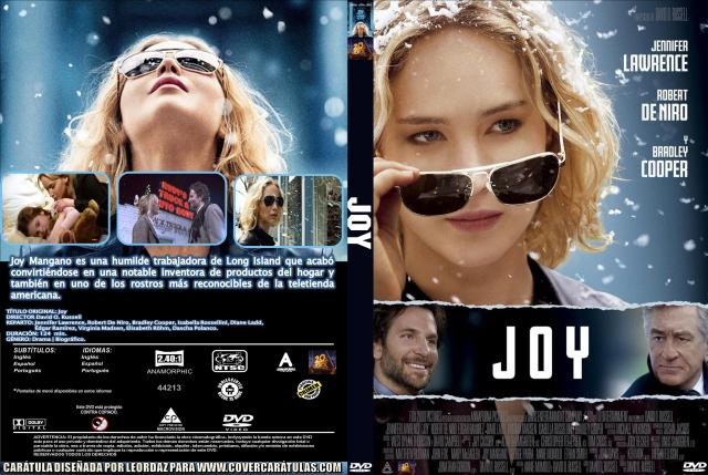 Joy Custom Por Leordaz - dvd