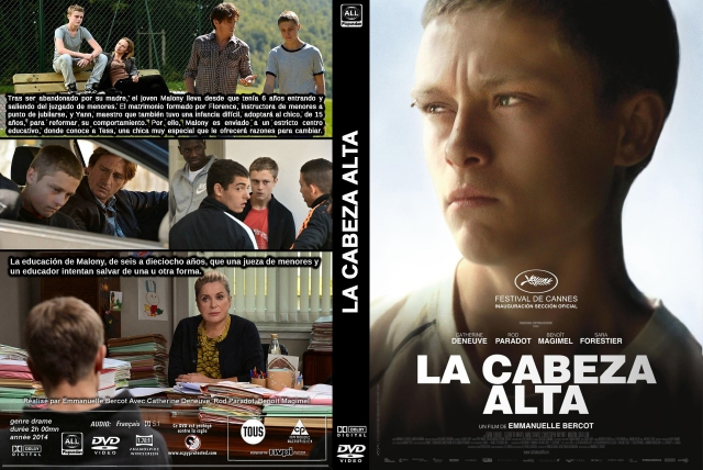 La Cabeza Alta Custom V2 Por Albertolancha - dvd