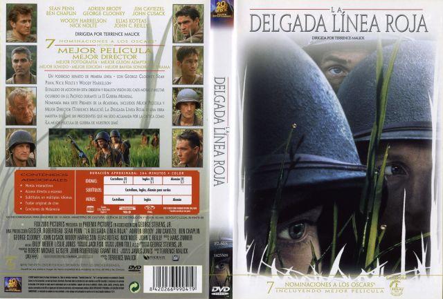 La Delgada Linea Roja Por Malevaje - dvd
