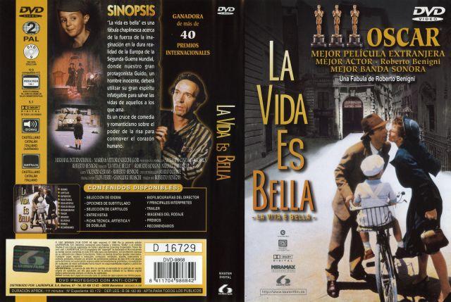 La Vida Es Bella Por Malevaje - dvd