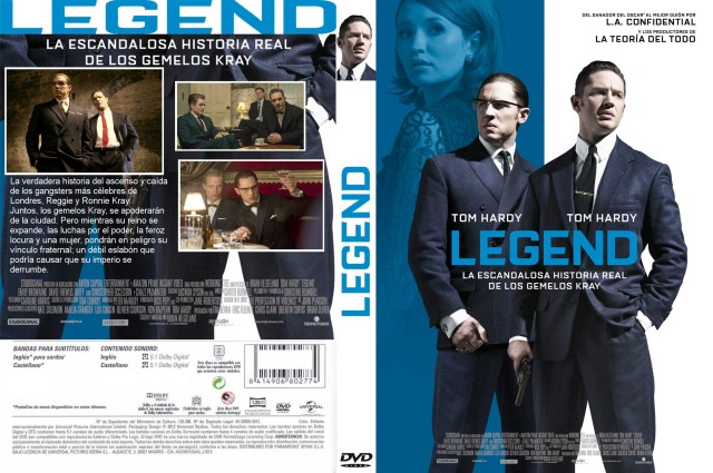 Legend 2015 Custom Por Picki - dvd