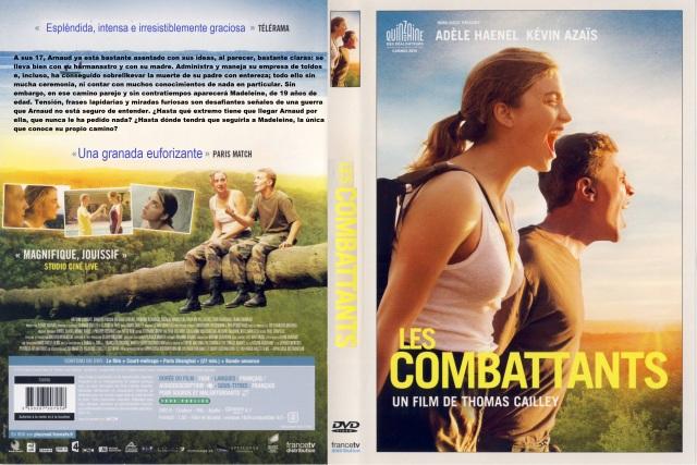 Les Combattants Custom V2 Por Azzaragalana - dvd
