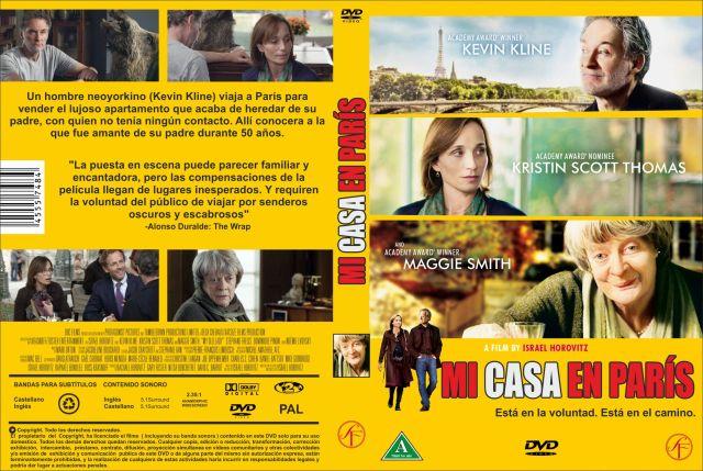Mi Casa En Paris Custom Por Jonander1 - dvd