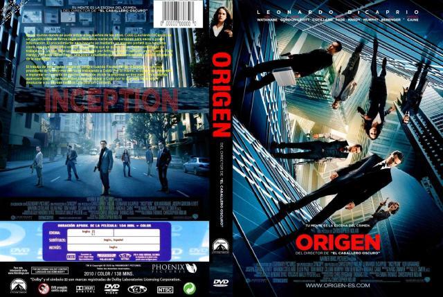 Origen Custom Por Jonatan Casas - dvd